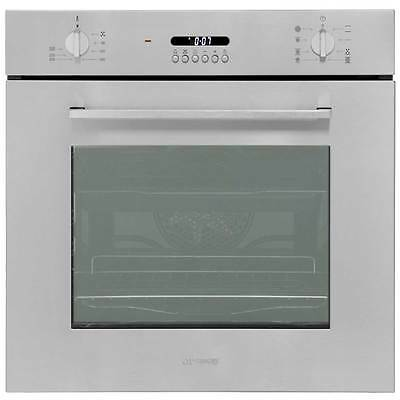 Smeg SF478X Cucina Built In Electric Single Oven 60cm Single Cavity Stainless