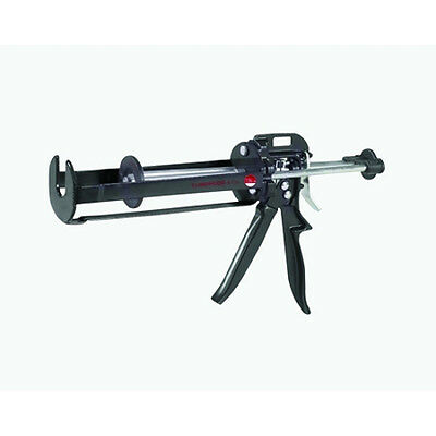 TIMco Professional Heavy Duty Resin Applicator Gun |Chemical Anchor | 8"