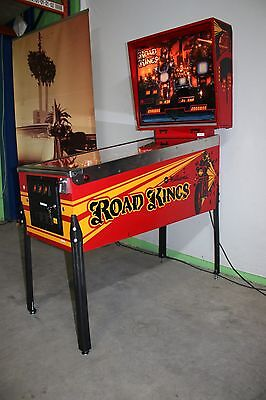 Road Kings Flipper Pinball von Williams F0743