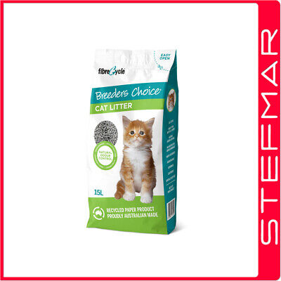 Breeders Choice Cat Litter 15 Litres