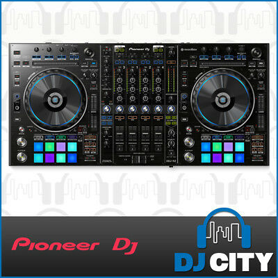 DDJ-RZ Pioneer 4 Channel DJ Controller with Rekordbox DJ City Australia
