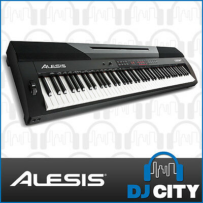 CodaPro Alesis Full Sized 88-Key Hammer Action Digital Piano