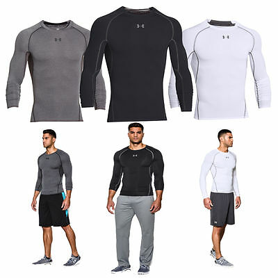 Under Armour HG Compression Armour LS Tee 1257471 (Longsleeve Shirt)