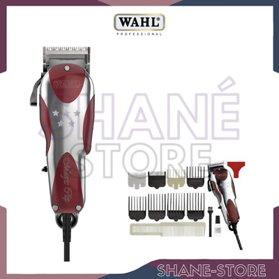 Tosatrice Wahl Magic Clip 5 Star Series - Kit Esteso Tagliacapelli Professionale