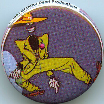 Grateful Dead Pin – Made in 1983