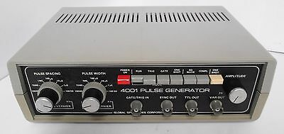 Global Specialties 4001 Pulse Generator