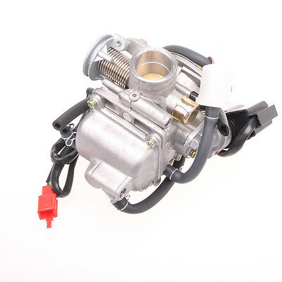 Carburateur Carbu 24mm pr Honda GY6 125cc 150cc ATV 125 PD24J Scooter Go Kart