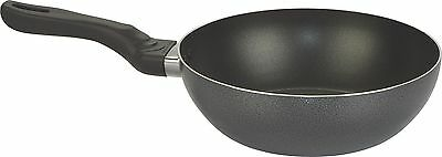 Wok Non Stick Glass Lid Kitchen King Highest Quality Cooking Wok