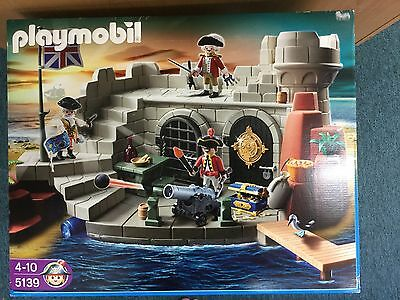 Playmobil 5139 - Soldiers Fort with Dungeon - BRAND NEW