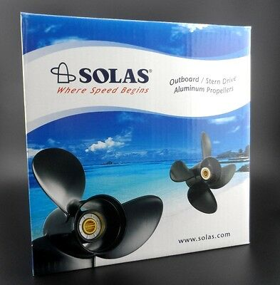 Solas New Saturn Propeller for YAMAHA & TOHATSU Outboard 3431-130-19 3X13X19