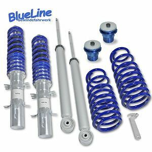 Kit Suspension Combine Fileté Audi A3 8L De 1996 A 2002