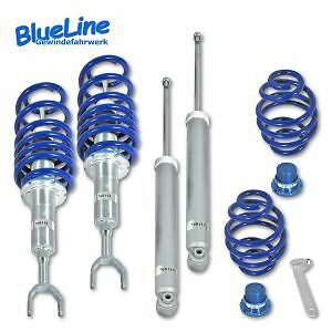 Kit Suspension Combine Fileté Audi A6 4B De 1997 A 2004