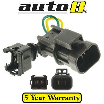 New Alternator Plug Adapter to suit VL Holden Commodore  R31 Nissan Skyline