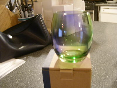 Partylite SPRING ART TEALIGHT CANDLE HOLDER   NIB