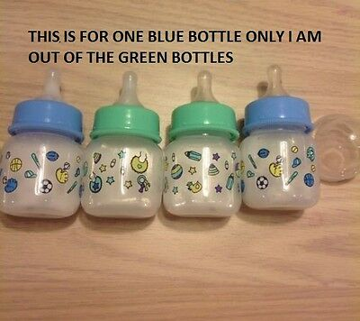 Reborn 2 Oz Baby Bottle Filled W Faux Formula For Your Reborn Or Silicone Doll