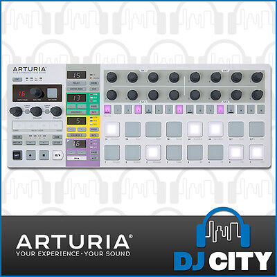 BEATSTEP-PRO Arturia USB Midi Controller and Performance Sequencer - DJ City ...