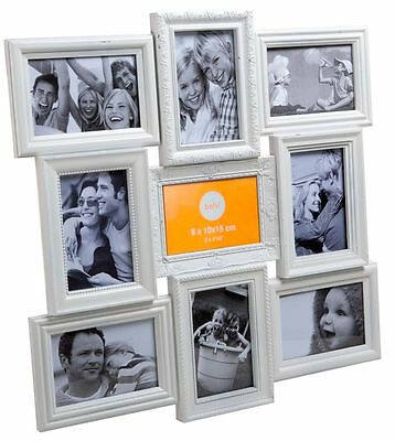 Magic Photo Multiple Frame White
