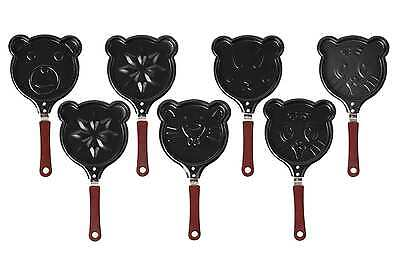 Mini Frying Pan Animal Zoo Shaped Pancake Novelty Pans