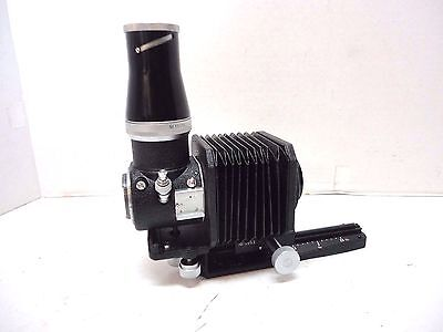 Ernst Leitz GmbH Wetzlar Visoflex 1 Mirror Reflex Camera Attachment & Bellows