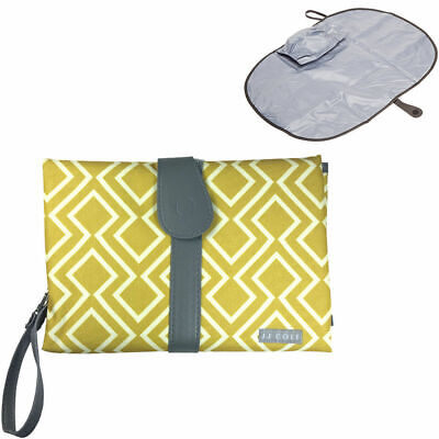Citrine Baby Nappy/Diaper Changing/Change Clutch/Mat/Foldable Handbag/Wallet/Bag