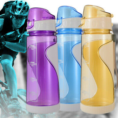 700ML Outdoor Sport Cycling Bicycle Bike Water Bottle Cup Hiking Kettle BPA FREE