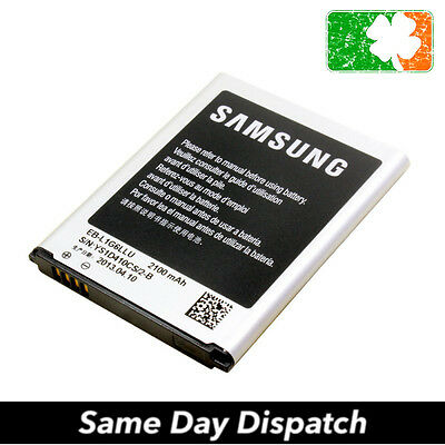 Replacement Battery For Samsung Galaxy S3 I9300  2100 mAh EB-L1G6LLU