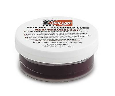 Red Line Engine Assembly Lubricant 4oz Tub