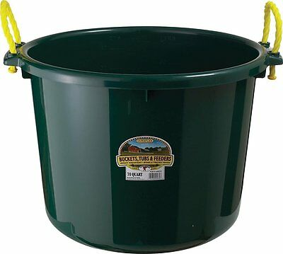 Miller Manufacturing Little Giant Muck Tub 70 Quart