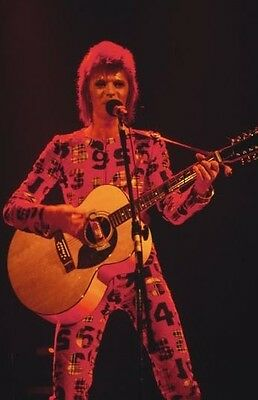 David Bowie  10x 8 UNSIGNED photo - P205 - Oh! You Pretty Things & Golden Years