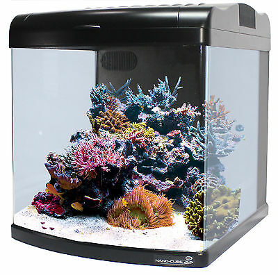 JbJ 12 Gallon Nano Cube LED  (8 x 1.3w) Aquarium