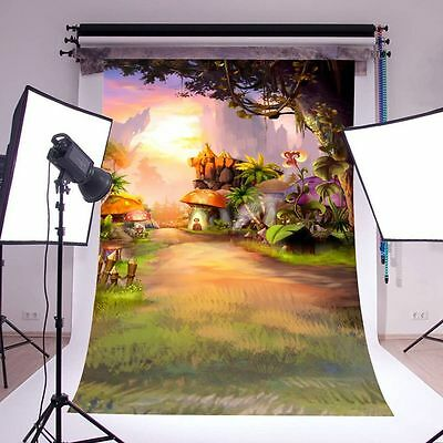 fantasy photography backdrops vinyl 5x7FT baby background for photo studio props
