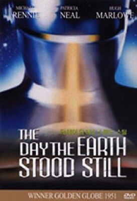 The Day the Earth Stood Still (1951) - Michael Rennie, Patricia Neal DVD *NEW