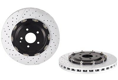 Disc Brake Rotor-OE Replacement Front BREMBO fits 05-10 Mercedes SLK55 AMG