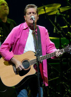 Glenn Frey ‏ 10x 8 UNSIGNED photo - P405 - The Eagles