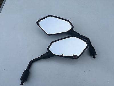 Mirrors To Fit Suzuki Gsf400 Gsf650 Gsf600 Gsf1200 Gsf1250 Bandit E Marked New