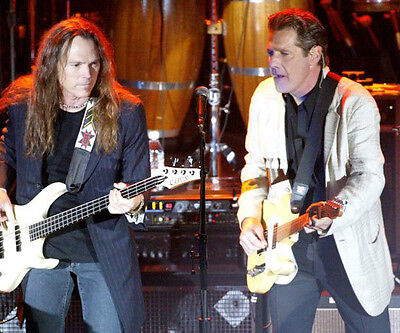 The Eagles ‏ 10x 8 UNSIGNED photo - P409 - Glenn Frey & Timothy B. Schmit