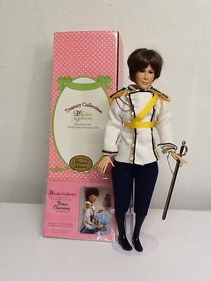 PREOWNED! Paradise Galleries Prince Charming Porcelain Doll Free Shipping! B16