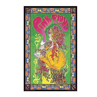 Pink Floyd - Bob Masse Poster with a choice of Frame (24x36)