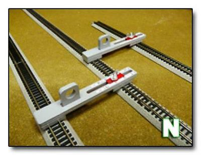 Proses PT-N-01 NEW N SCALE ADJUSTABLE PARALLEL TRACK TOOL