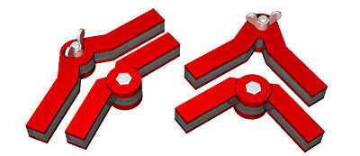 Proses PR-SS-04 NEW SNAP & FIX W/ADJUSTABLE ANGLE ARMS (MAGNETIC)