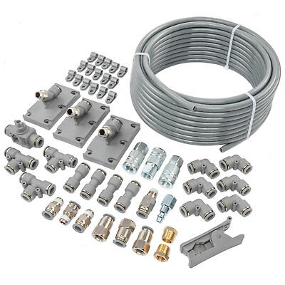 JEGS Performance Products 81055 Grip Clip Shop Air Line Kit