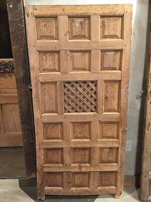 Beautiful Antique Spanish Castle Door