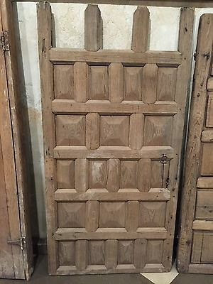 Old Beautiful Antique Spanish Castle Door