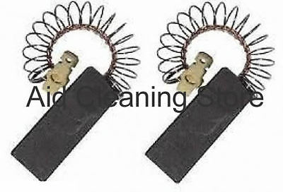 CARBON BRUSHES For BOSCH Classixx 1200 Washing Machine x2