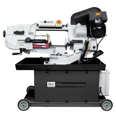 "SIP 01593 8"" Swivel Metal Cutting Bandsaw"
