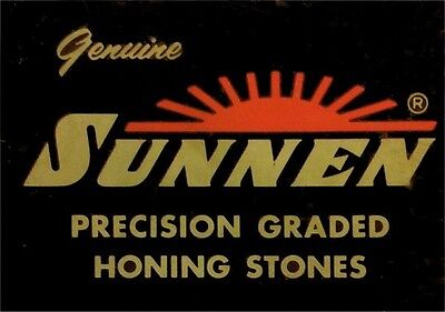 Box Of 12 New (Nos) Sunnen Silicon Carbide Honing Stones  K16-J83