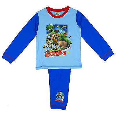 NEW OFFICIAL Toy Story Disney Toddler Boys Pyjamas PJs 18-24 2-3 3-4 4-5