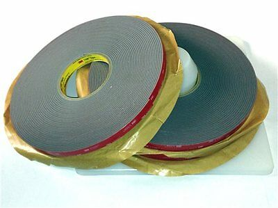 Double side tape Scotch 16.5m x 12mm acrylic high-strength bonding