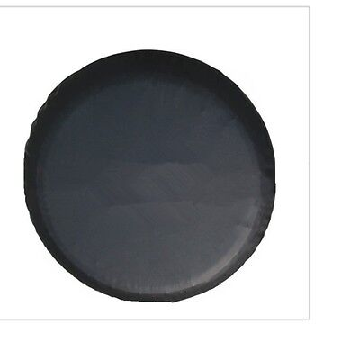 """AU STOCK 17"""" Black Universal Car Spare Tyre Wheel Covers for All Car(Φ80-83cm)"""
