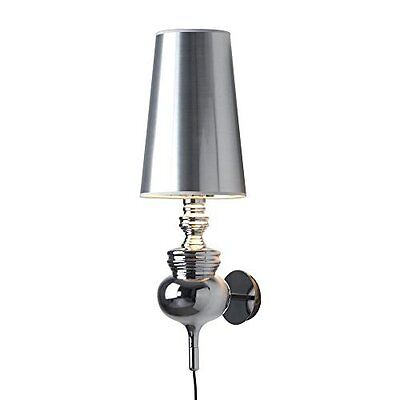 Zuo Modern Contemporary, Inc Wall Lamp in Chrome New